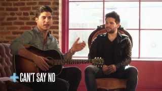 Dan  Shay  Story  Song Cant Say No