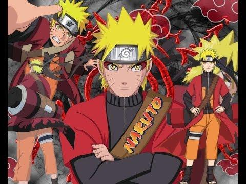Naruto VS pain-[AMV] Parte 1-GPG