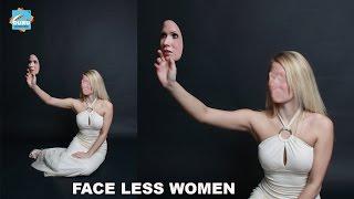 PicsArt Tutorial |  Faceless Women PicsArt Photo Manipulation | PicsArtGuru Edit