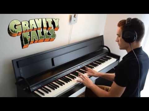 Xxx Mp4 Saying Goodbye To Gravity Falls Piano ThePandaTooth 3gp Sex