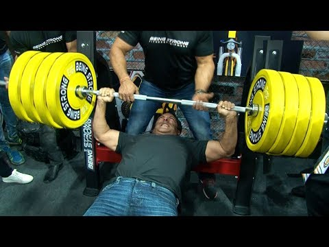 Xxx Mp4 Salman Khan Shows Unbelievable Fitness Challenge Gym Workout At His Being Human Gym Launch 3gp Sex