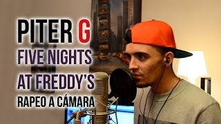 PITER-G | FIVE NIGHTS AT FREDDY'S RAPSTEP (RAPEO A CçMARA)