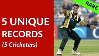 Rare Cricket Records | Hat-trick in 1st Over in Test Cricket