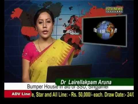 Xxx Mp4 9th Feb 3 Pm ISTV Manipuri News 3gp Sex