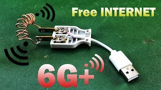 New Free Internet WiFi Unlimited 100% Working at Home 2019