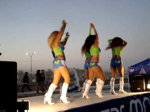 Chicas Movistar Tsm