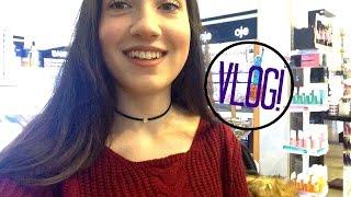 VLOG | Benimle Alışveriş, Makyaj Tüyoları!