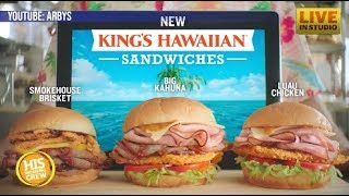 Arby's Giving Away $6 Trips to Hawaii that Last 6 Hours