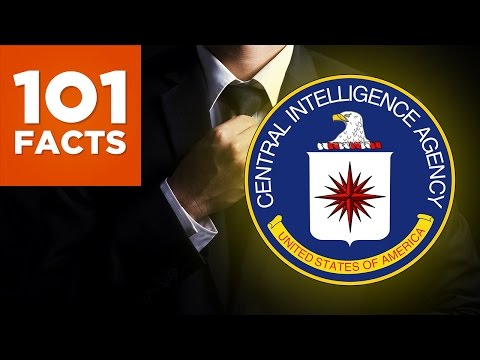 Xxx Mp4 101 Facts About The CIA 3gp Sex