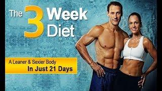 Three week diet meal plan -  Download a free version of the 3 week diet!