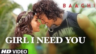 Girl I Need You | Baaghi | Progressive Mix | DJ AVI & DJ SEVIX |  sync studio's