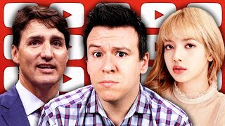Corruption, Scandal, Libel & Now Expulsion?! Trudeau's Canadian Implosion, BlackPink, & Much More