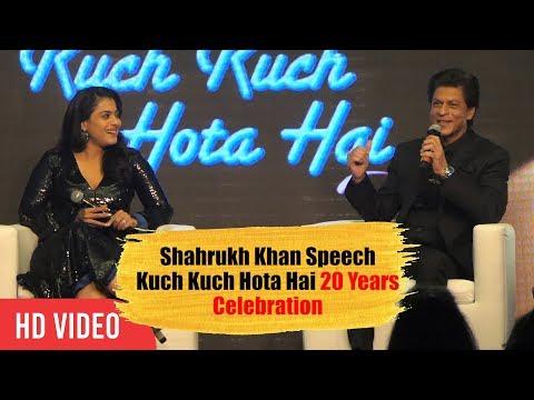 Xxx Mp4 Shahrukh Khan Speech Kuch Kuch Hota Hai 20 Years Celebration 3gp Sex