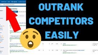 Step By Step Link Building Strategy (outrank competitors easily)