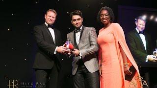 AVTA Jaguar Male Personality of the Year Award Vivian Dsena