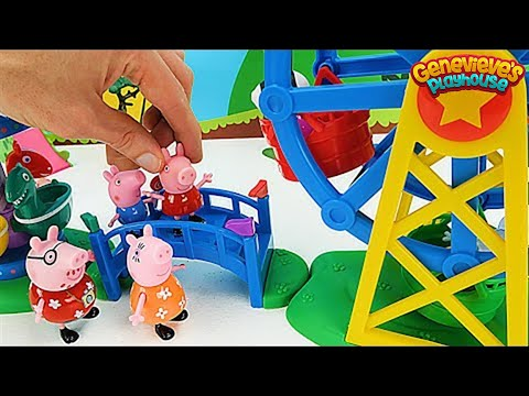 Xxx Mp4 Best Peppa Pig Toy Learning Videos For Kids 3gp Sex