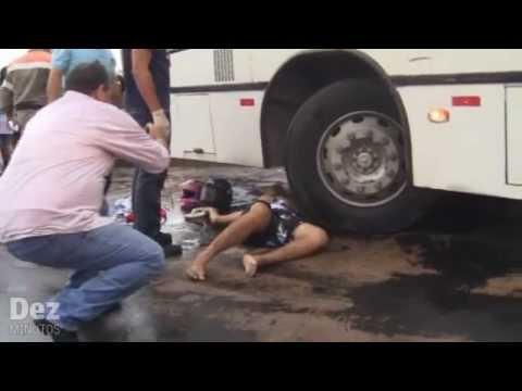 Estudante é atropelado na zona norte de Manaus