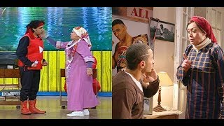 الفنانة هالة فاخر تمثل دور لها من فيلم حلم العمر بطريقتها الخاصة وتصفيق الجمهور لها