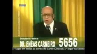 Enéas Carneiro 5656 - Formação profissional