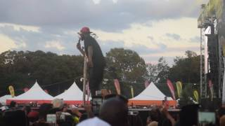 R KELLY PERFORMANCE AT GROOVIN IN THA PARK VIDEO 3