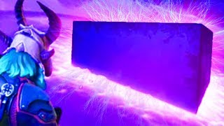 FORTNITE CUBE DESTROYING LOOT LAKE! | Loot Lake Cube Event Reaction | Fortnite Battle Royale