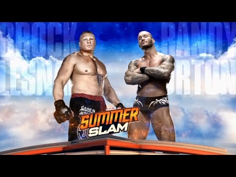 Xxx Mp4 Randy Orton And Brock Lesnar Sound Off Before Their SummerSlam Collision 3gp Sex