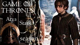 Arya Stark -  season 2 (vostfr) (Game of Thrones)