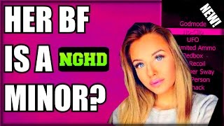 Black Ops 2 E-girl Breaks Up With Her Young BF On XBOX LIVE! (MUST WATCH!)
