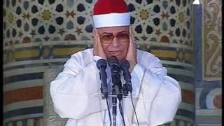 الشيخ محمود صديق المنشاوي في قرآن الفجر يوم الثامن من ابريل 2007م
