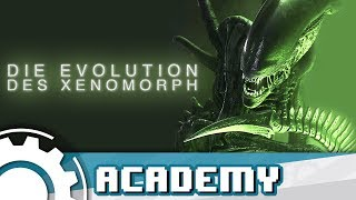 Alien: Die Evolution des Xenomorph