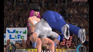 コーディーとポイズンによるハードコアマッチ(WWE Day of Reconing 2)
