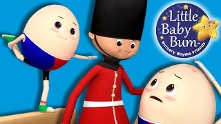 Humpty Dumpty | Part 3 | Nursery Rhymes | Original Version By LittleBabyBum!