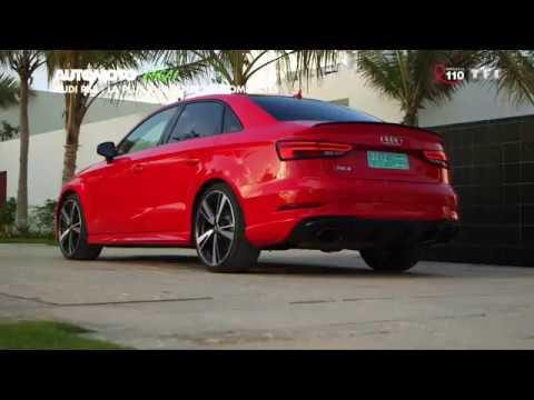 Essai : Audi RS3 2017, la plus puissante des compactes