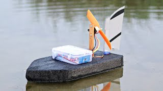How to Make a RC Air Boat