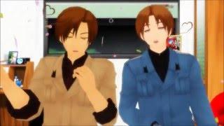 【MMDAPH】Happy Birthday to.......you?