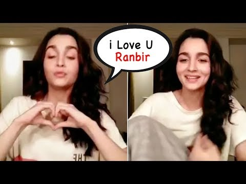 Xxx Mp4 FULL Video Alia Bhatt Finally Accept Love With Ranbir Kapoor In Live Chat Video CUTE VIDEO 3gp Sex