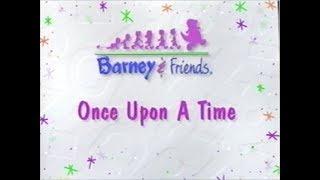 Barney's Once Upon a Time Custom Theme