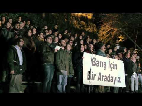 BÜFK Barış İçin Söylüyor Zahit Bizi Tan Eyleme Hakan ın Arkadaşlarından Tutuklu Öğrencilere