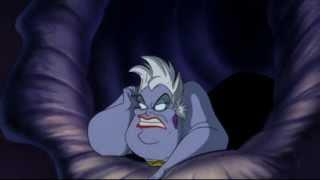 Disneys Arielle - Ursula nennt Arielle eine Schlampe