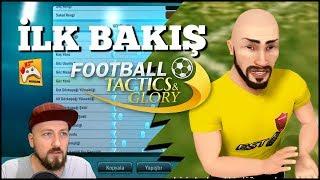 FOOTBALL, TACTICS & GLORY   Bağımlılık Yapan Futbol Oyunu!