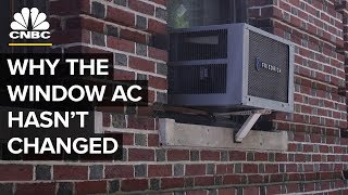 Why AC Window Units Are Stuck In The Past