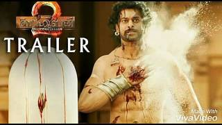 BAHUBALI 2 conclusion (TRAILER) in 3D  ,S.S RAJAMOULI'S