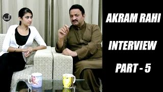 Akram Rahi | Anchor - Amandeep Kaur | Interview | Part 5 | Japas Music