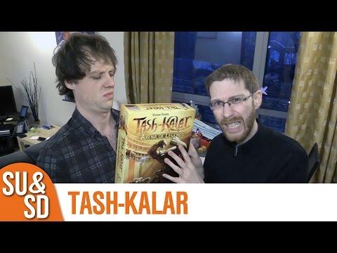 Tash-Kalar: Arena of Legends - Shut Up & Sit Down Review