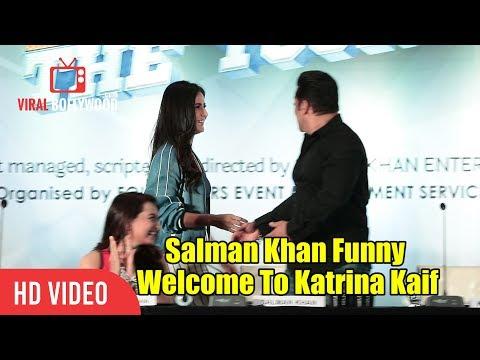 Xxx Mp4 Salman Khan Funny Welcome To Katrina Kaif Da Bangg The Tour Pune 3gp Sex
