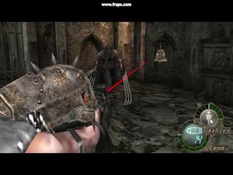 Resident Evil 4 Garrador Versus Garrador