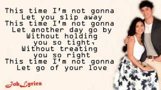 THIS TIME Lyrics - James Reid & Nadine Lustre