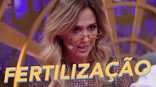 Entrevista com Especialista - Fertlização - Tatá Werneck - Lady Night - Humor Multishow