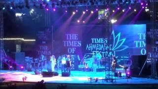 Ankit tiwari live in ahmedabad- katra katra