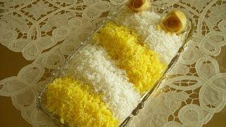 برنج سفید، پلو Berenj Sefid, Polo